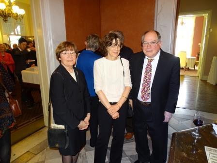 Annual Dinner & Recital celebrating the acquistion of Orlando di Lasso Motet Partbooks.